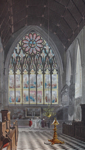 Chapel Painting