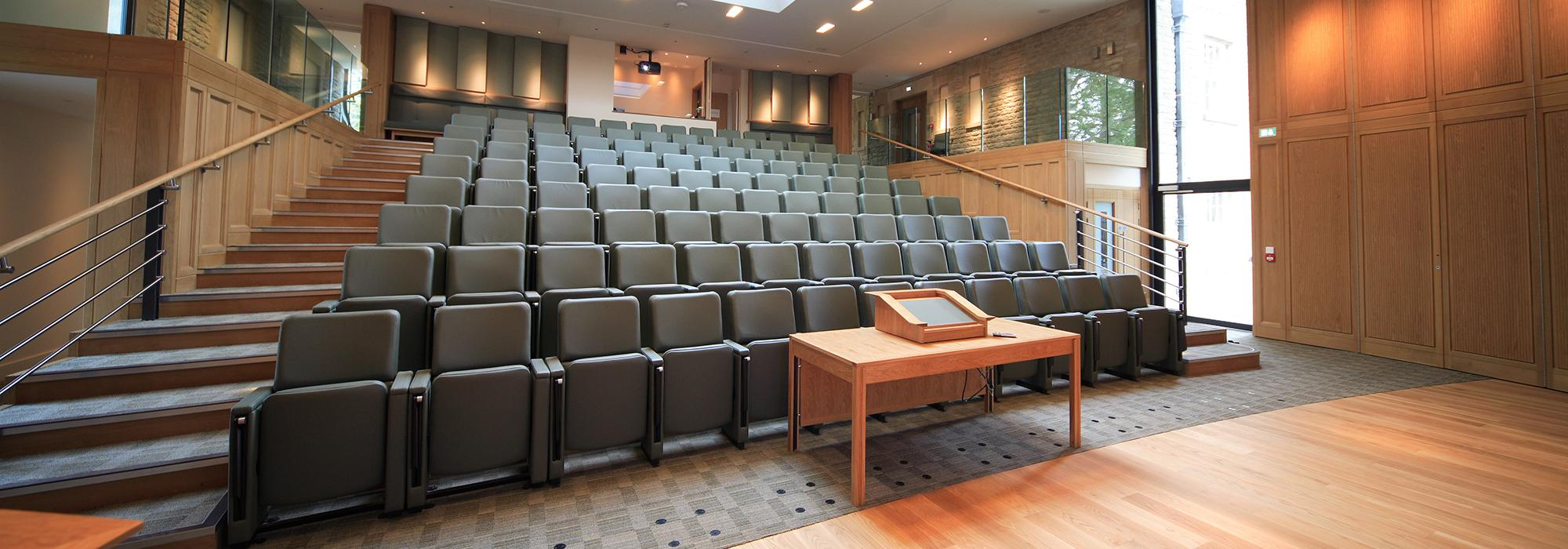 The TS Eliot Lecture Theatre