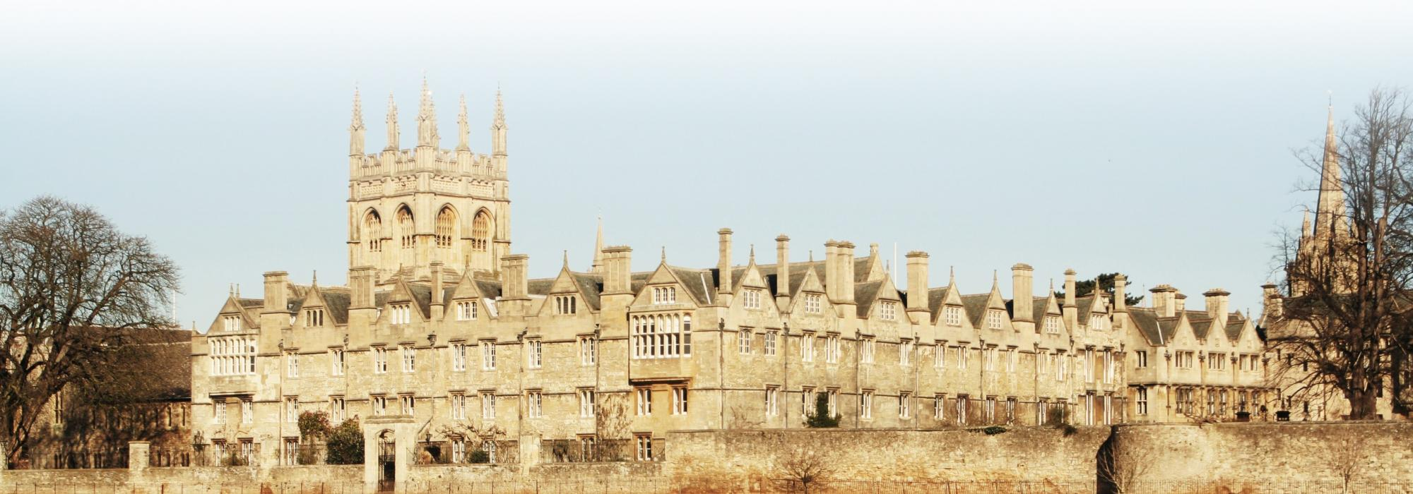Merton College, Oxford