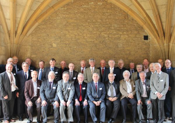The 1967 Golden Jubilee Reunion - Photo: © Claire Spence-Parsons