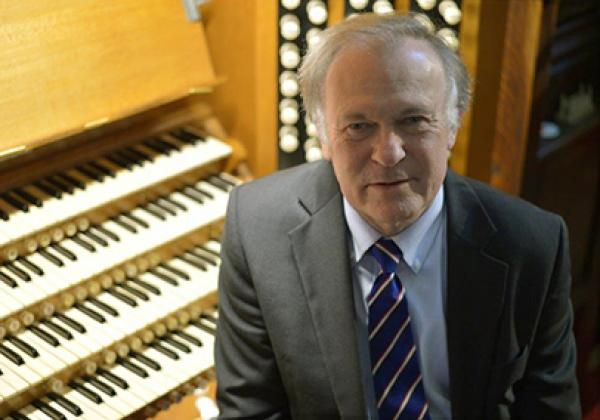 Colin Walsh, Organist Laureate of Lincoln Cathedral