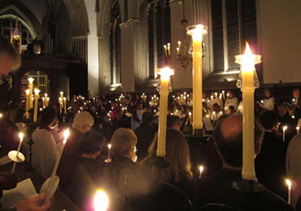 The 2013 Service of Lessons and Carols