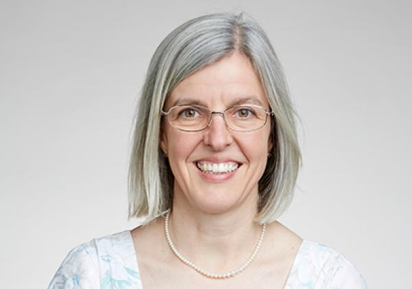 Professor Christl Donnelly CBE FRS FMedSci. Photo: © The Royal Society [CC-BY-SA 3.0], via Wikimedia Commons