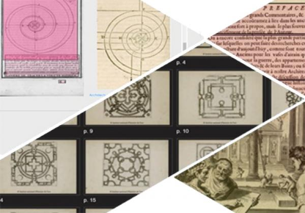 Analysing Text and Image in Early-Modern Architectural Treatises using Machine Learning