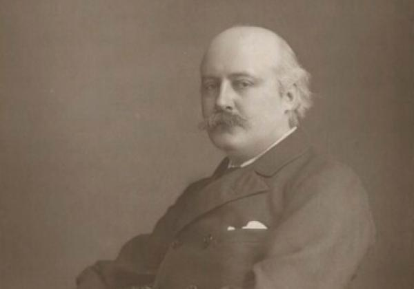 Sir (Charles) Hubert Hastings Parry, 1st Bt  by W. & D. Downey, published by Cassell & Company, Ltd, carbon print, published 1893 - © National Portrait Gallery, London (CC BY-NC-ND 3.0)