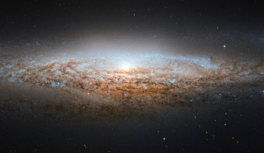 NGC 2683 - the UFO galaxy. Credit: ESA/Hubble & NASA, used under CC-BY 2.0 license