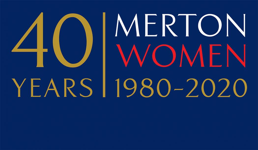 40 Years: Merton Women 1980-2020