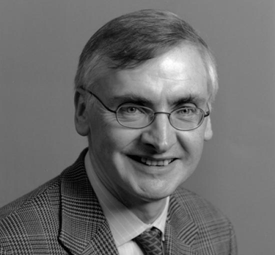 Professor Richard McCabe