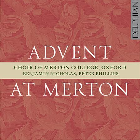 Advent at Merton - CD cover