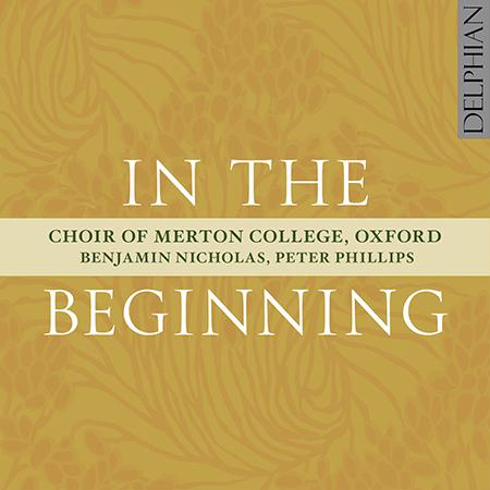 In the Beginning - CD cover