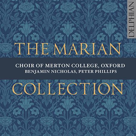 The Marian Collection - CD cover