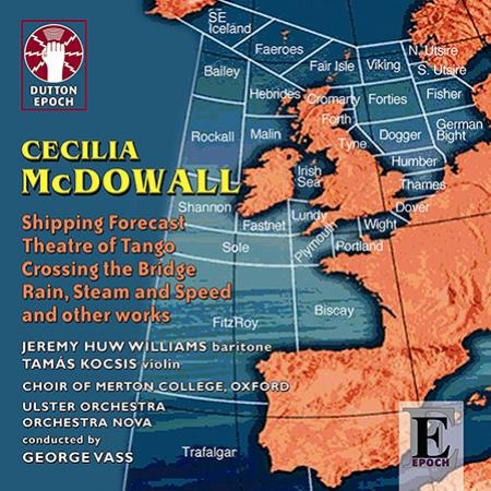 Shipping Forecast - CD cover