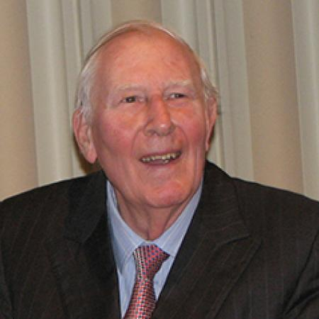 Sir Roger Bannister in 2009 - Photo: © Pruneau/Wikimedia Commons