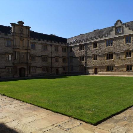 Fellows' Quad