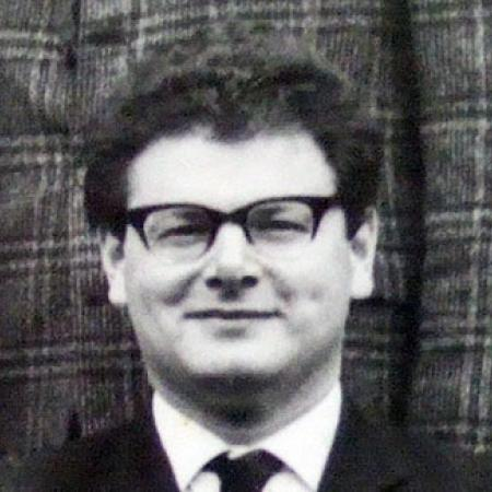 Martin Gilbert, from a photograph of the Warden and Fellows in 1966